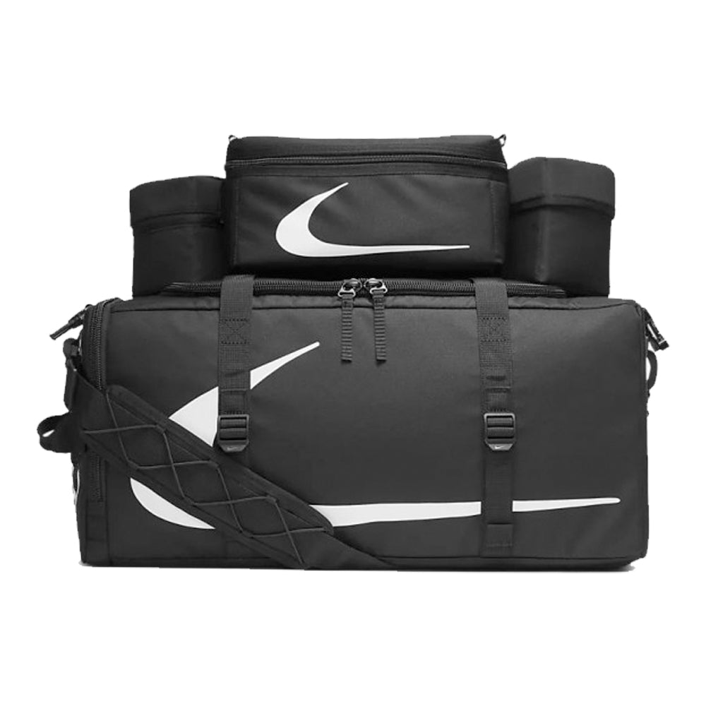 Mala OFF-WHITE x Nike Duffle/Waist Bag Combo Black