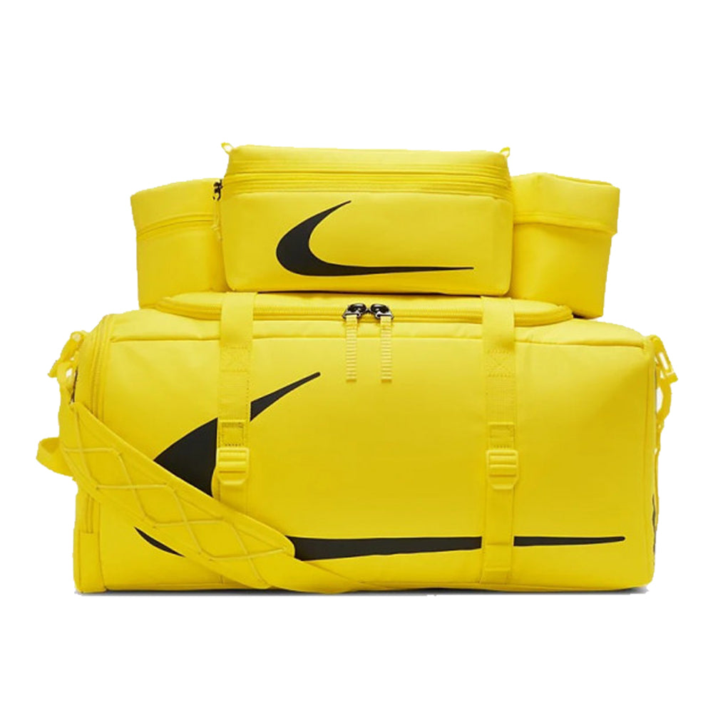Mala OFF-WHITE x Nike Duffle/Waist Bag Combo Opti Yellow