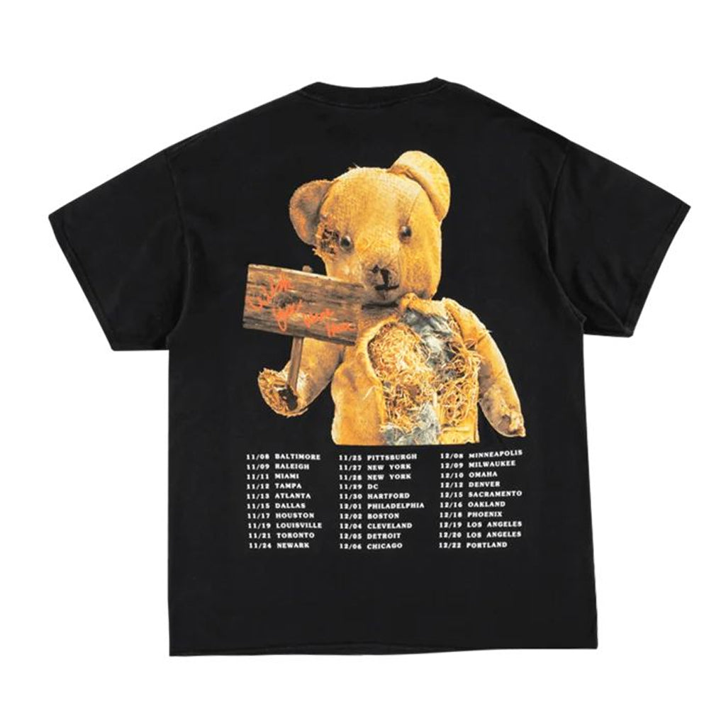 CAMISETA TRAVIS SCOTT ASTROWORLD Teddy Bear