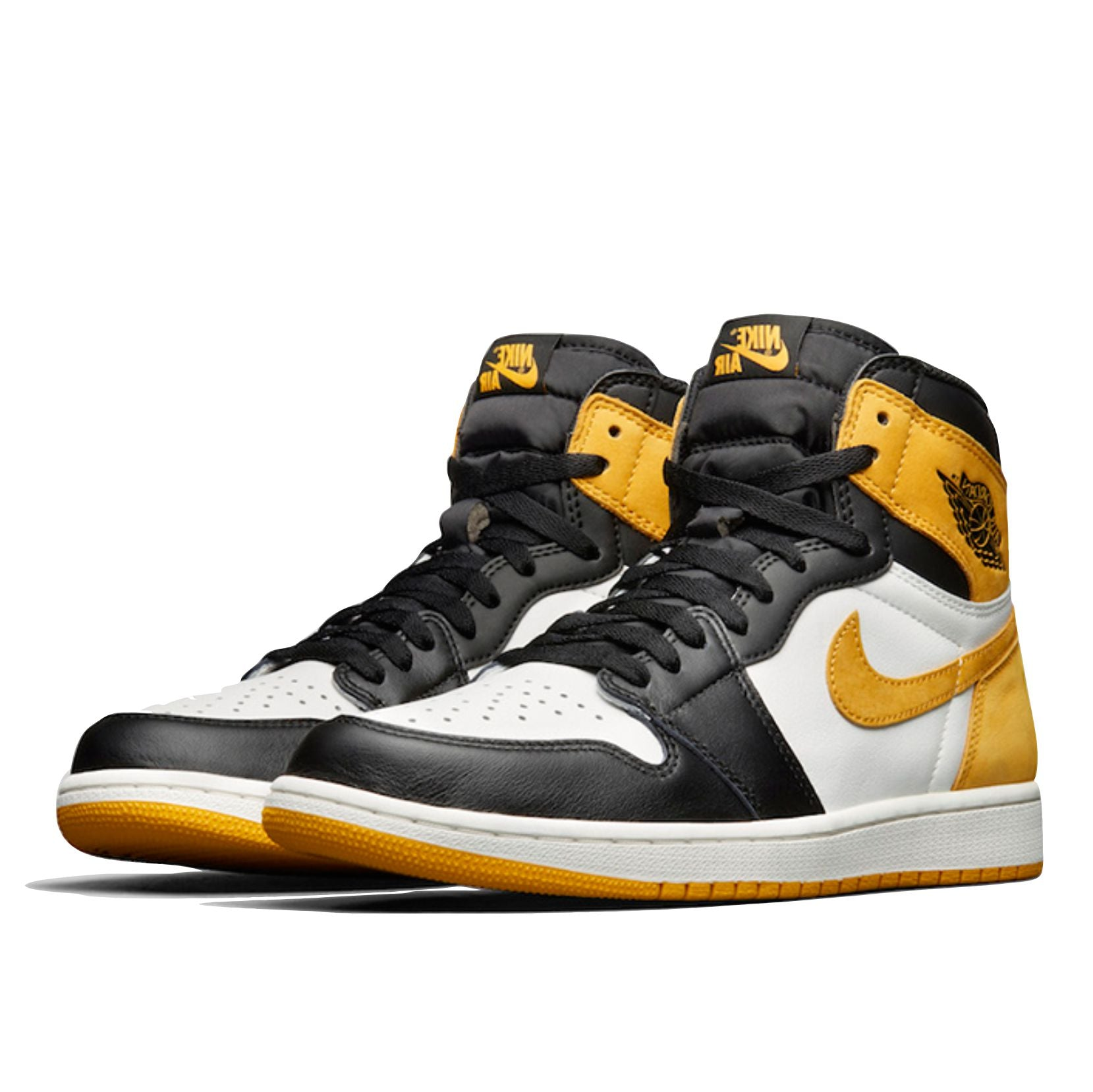 Nike Air Jordan 1 High Yellow Ochre