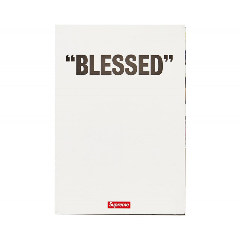 "Supreme ""Blessed"" DVD and Photo Book Multicolor"