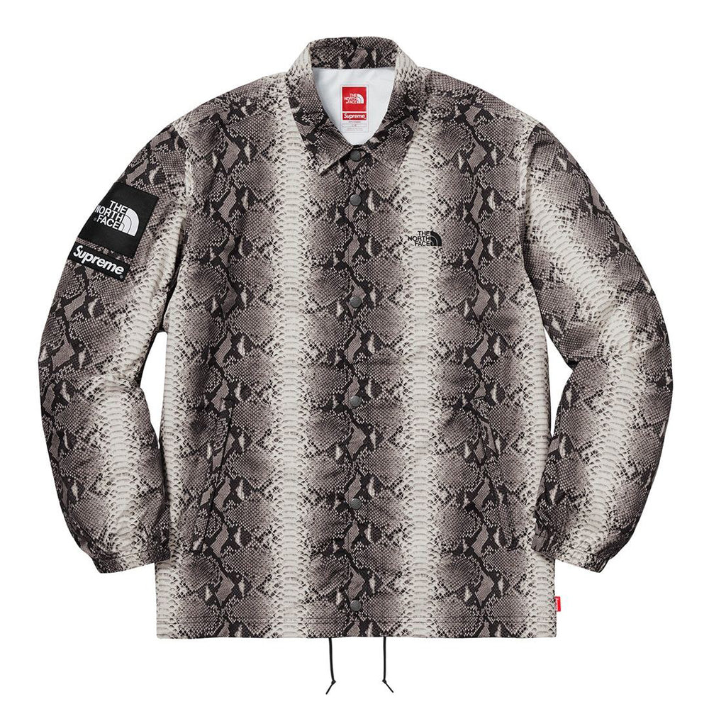 Supreme North Face Snakeskin Jacket