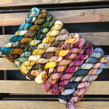 Spun Right Round - Classic Sock Mini Sets