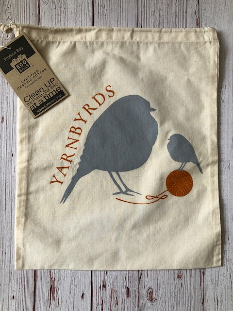 Yarnbyrds Project Bag