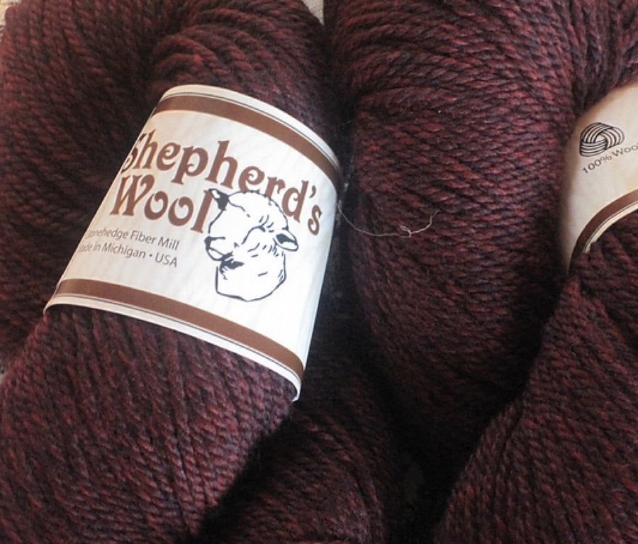 Stonehedge Fiber Mill - Shepherds Wool Worsted