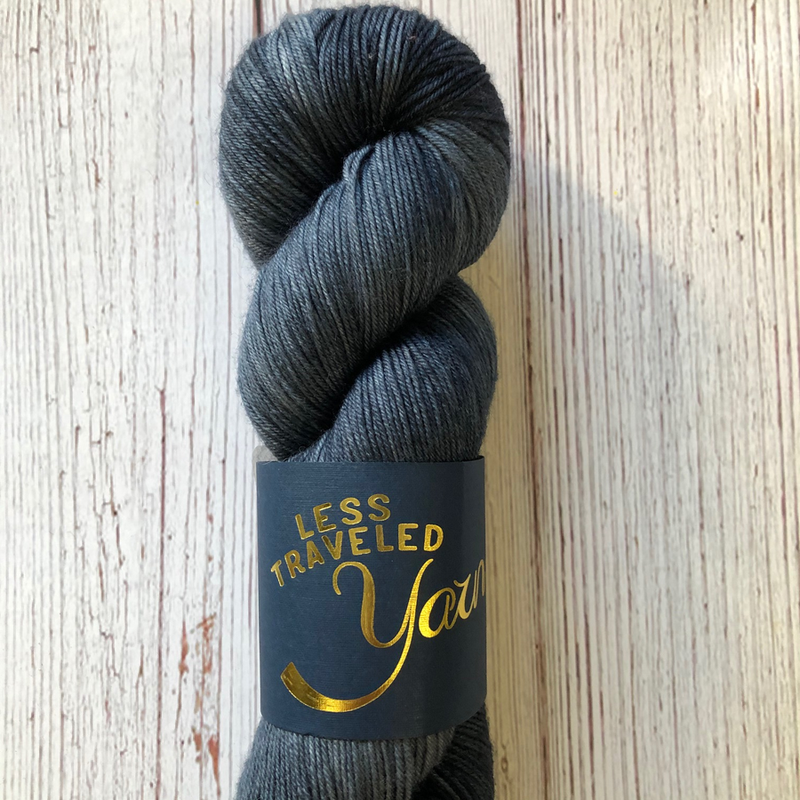 Less Traveled Yarn 757 Sock