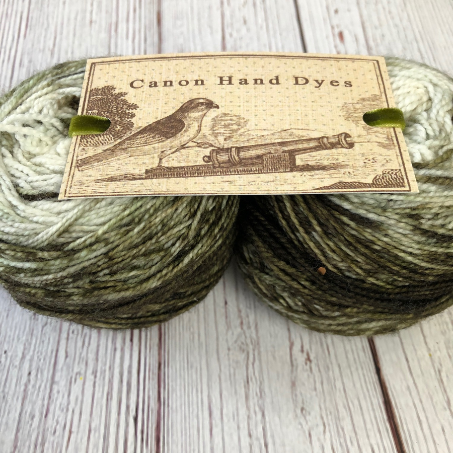 Canon Hand Dyes Twin Sets
