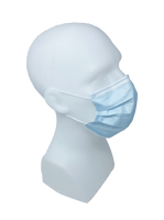 Procedure Mask, Type IIR - EN 14683, Disposable, PKG (50 EA)