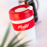 Mug de voyage Mozzo KeepCup reutilisable (340ml)