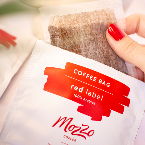 Sachets de café Red Label