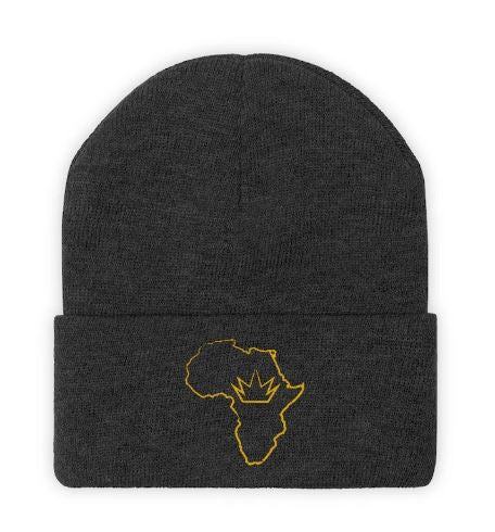 12KINGDOM AFRICA - KNIT BEANIE