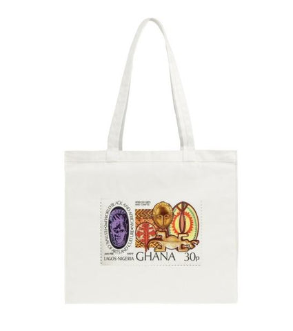 RAP Unique Art Print minimalist tote bag