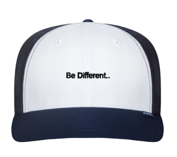 Be Different Trucker hat