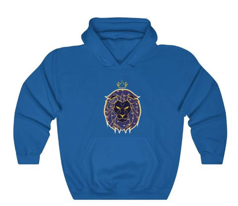 LION KING CUZ - HEAVY BLEND™ HOODED SWEATSHIRT