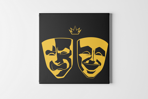 12 KINGDOM COLLECTION unique art print