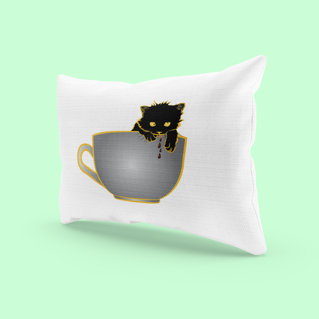 RAP Unique Art print pillow
