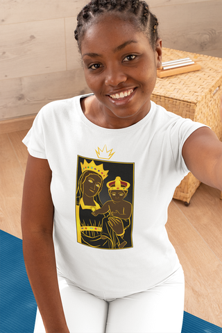 12 KINGDOM COLLECTION women's t-shirt