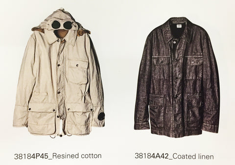 CP Company Alessandro Pungetti Jackets Spring Summer 2003