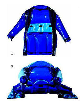 CP Company Inflatables Armchair Jacket 2001