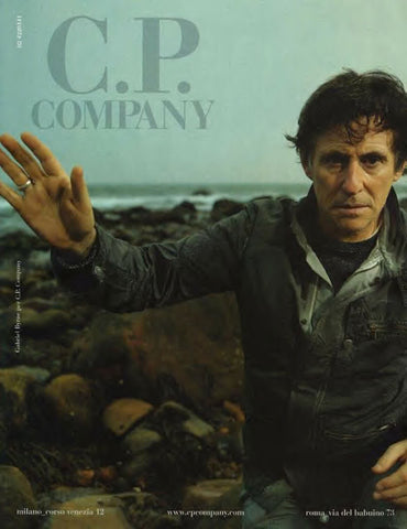 CP Company Gabriel Byrne Advertising Campaign 2006