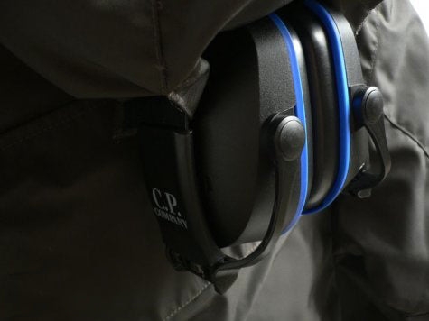 CP Company Urban Protection Life Jacket Headset