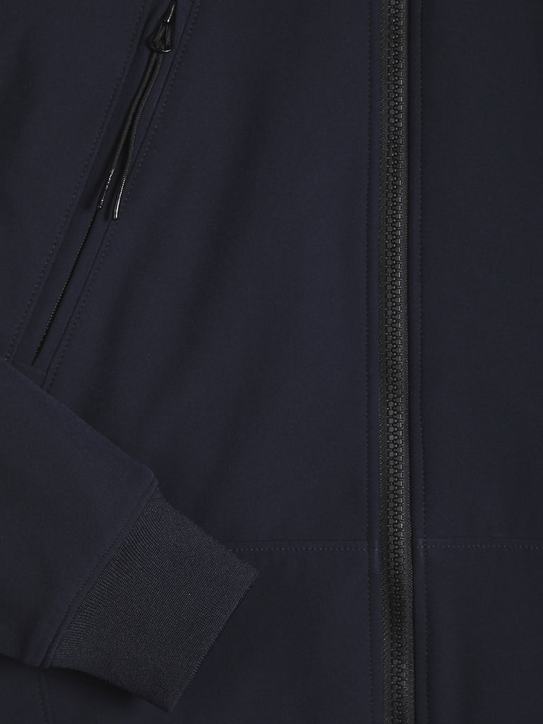 Undersixteen Soft Shell Goggle Jacket in Navy