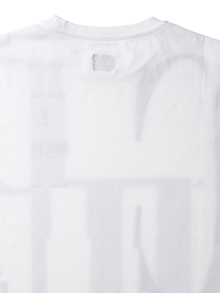 Undersixteen C.P. Graphic SS T-Shirt in White