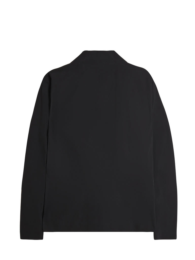 C.P. Company P-Lastic Blazer Jacket in Black