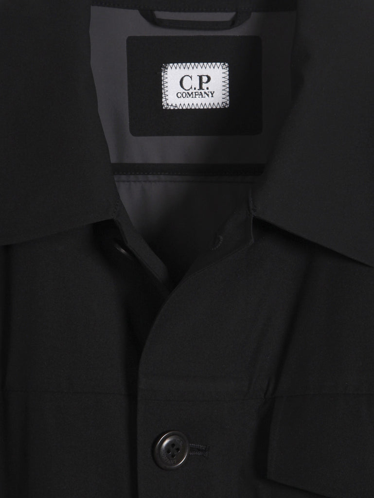 C.P. Company Pro-Tek Unlined Jacket in Black
