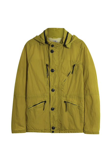 C.P. Company Chrome ML Jacket in Yellow
