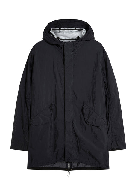 C.P. Company Piuma 50 Fishtail Parka in Blue