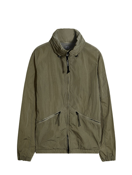 C.P. Company Chrome Short Jacket in Green