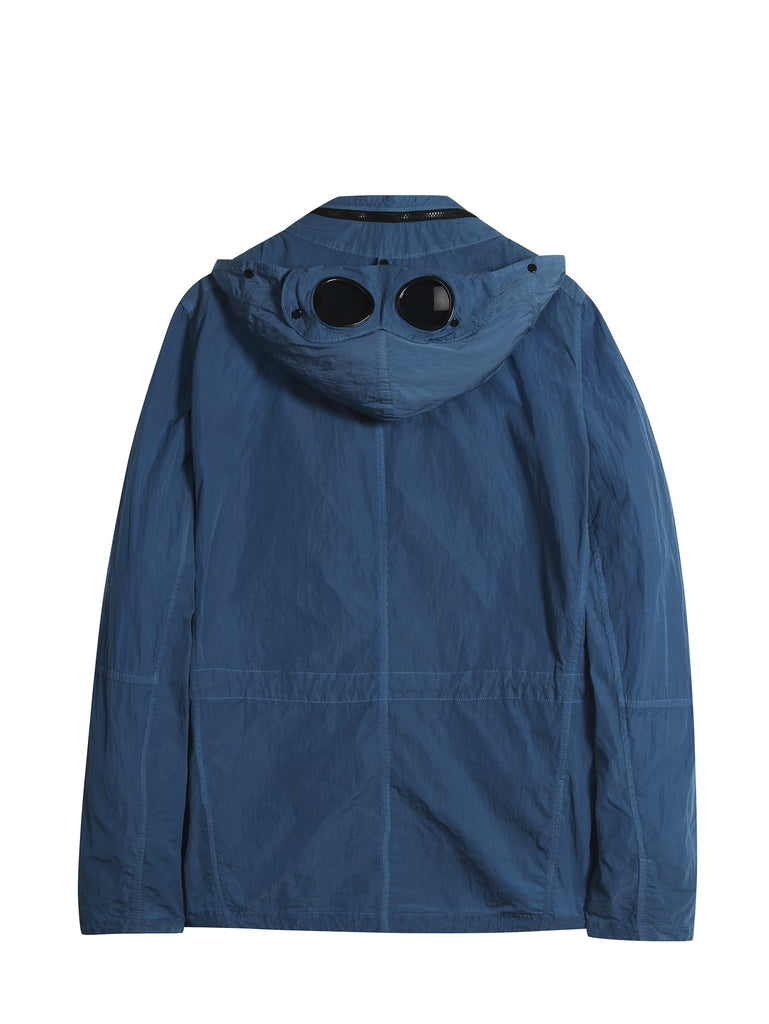C.P. Company Chrome ML Jacket in Light Blue