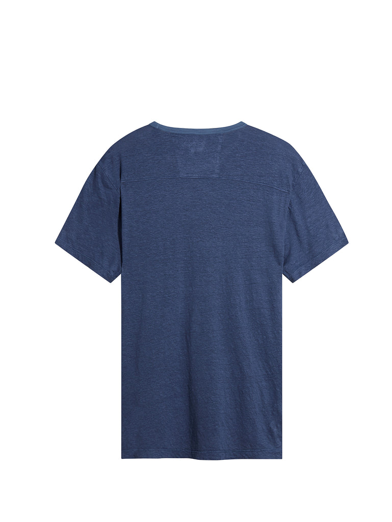 C.P. Company SS T-Shirt in Blue