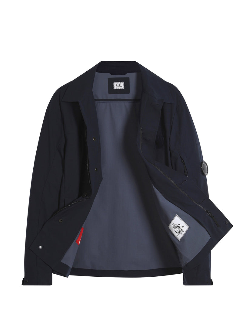 C.P. Company Pro-Tek Unlined Jacket in Navy