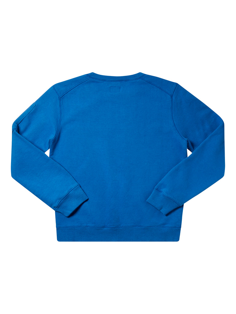 Undersixteen Logo Sweatshirt in Blue