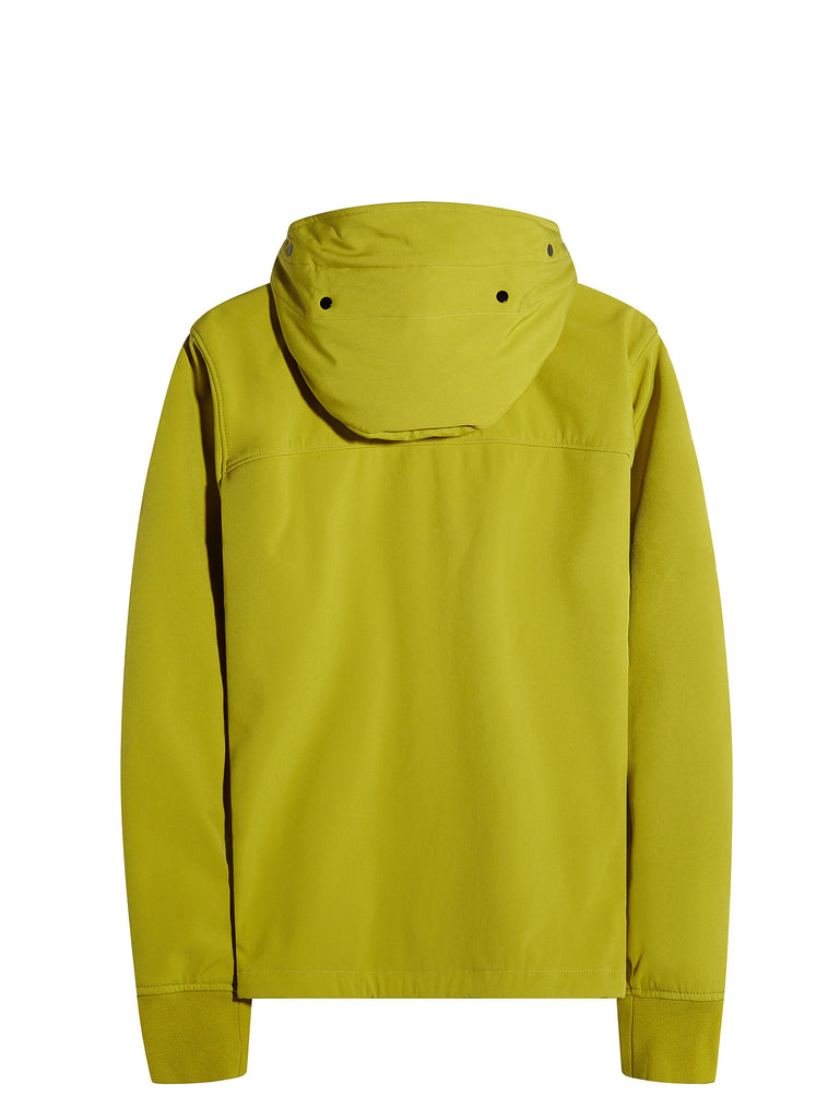 C.P. Shell Goggle Jacket in Yellow