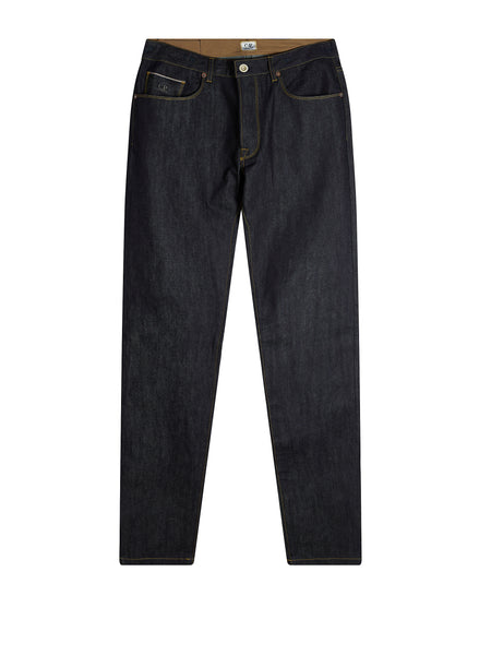 Slim Fit Selvedge Jeans in Indigo