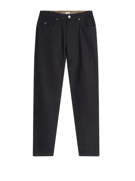 Five Pocket Trousers in Navy