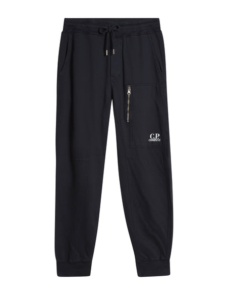 Light Fleece Joggers in Navy