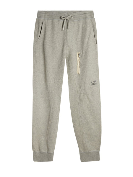 Light Fleece Joggers in Grey