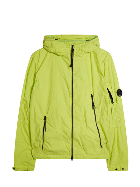 50 Fili Hooded Jacket in Evening Primrose Green
