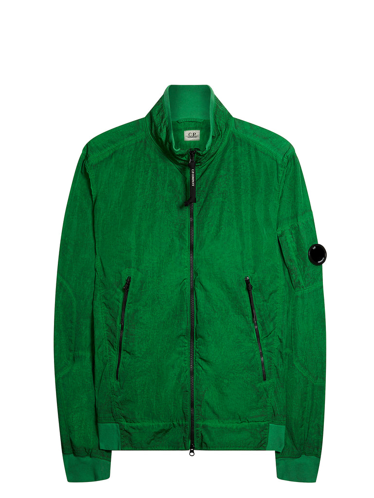 CHROME Re-Colour Jacket in Classic Green