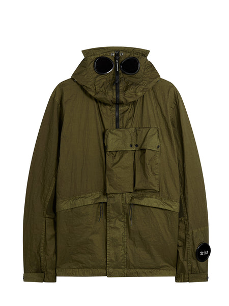 Explorer Jacket In Dark Cargo