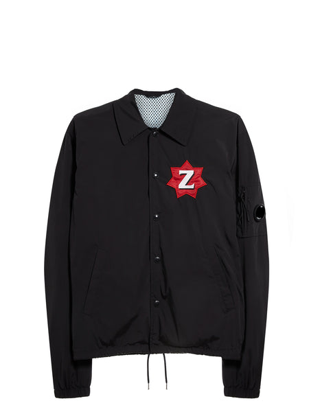 C.P. Company x G Foot Gorillaz Tour Jacket in Black