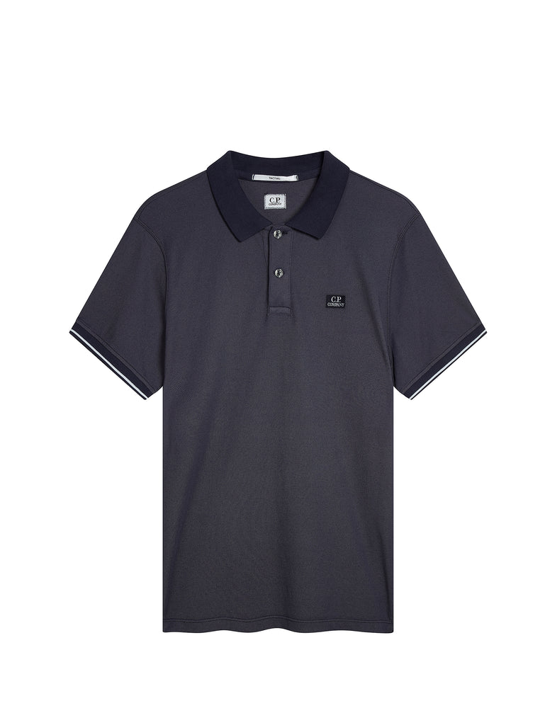 Tacting Regular-Fit Polo Shirt in Total Eclipse