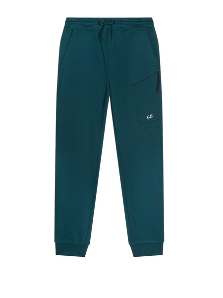 Cotton Sweat Pants in Green Gables
