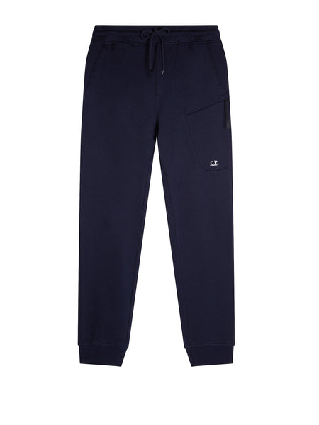 Cotton Sweat Pants in Total Eclipse