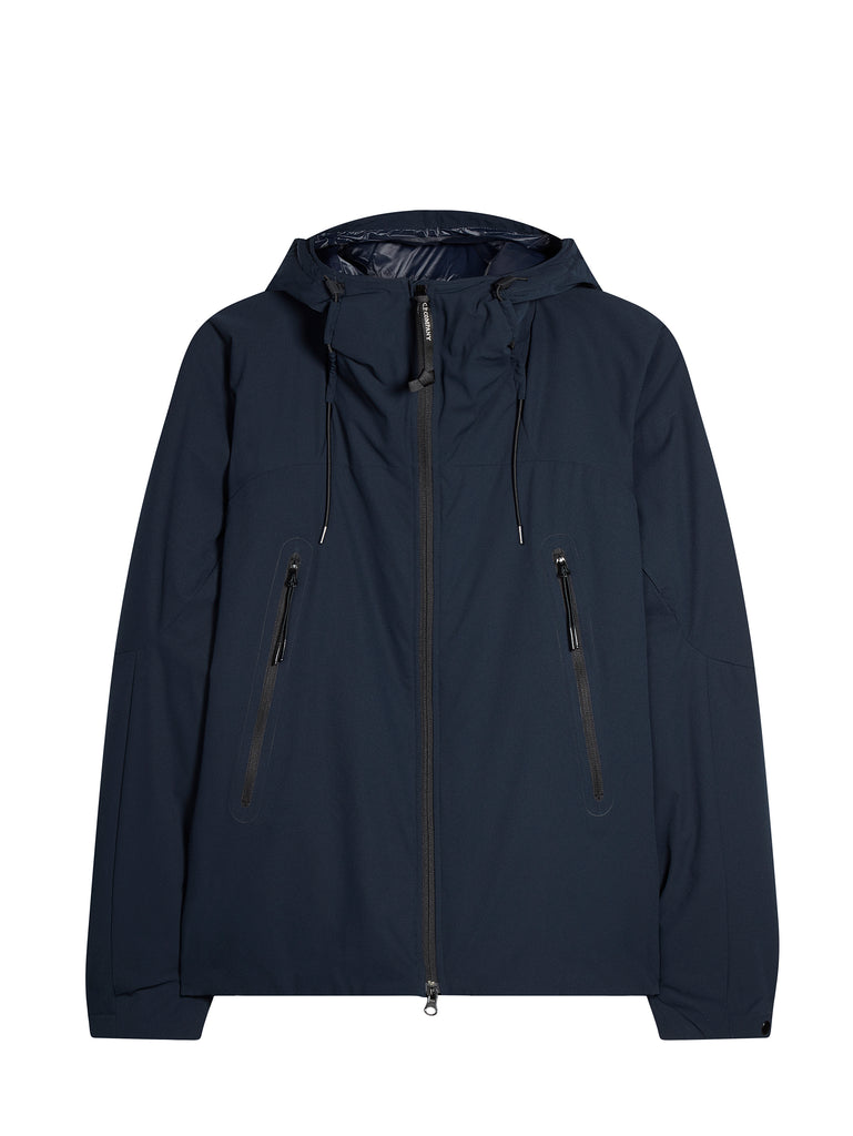 Pro-Tek Drawstring Hood Jacket in Total Eclipse
