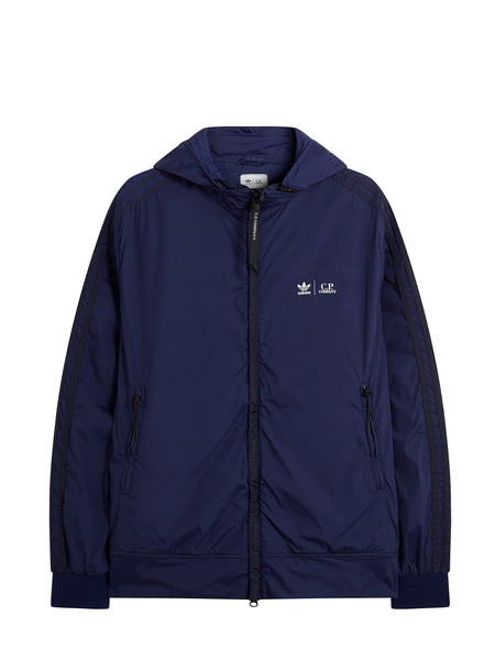 Track Top In Night Indigo